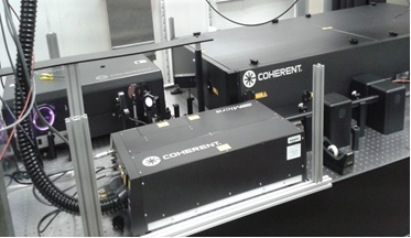 120 femtosecond laser system 3-10 KHz , 800 nm fundamental