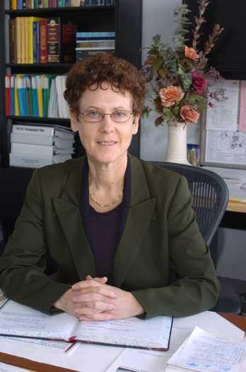 Gabrielle Long (Photo: G. Joch/Argonne National Laboratory)