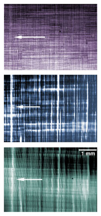 Stress Management: Revealing Defects in Thin Silicon Films