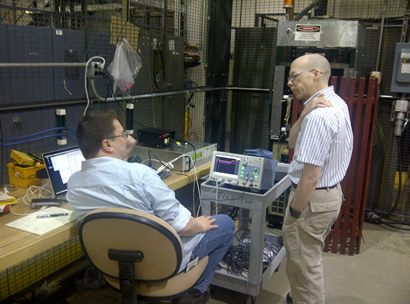 Tom Fors discusses R&D for the MBA power supplies