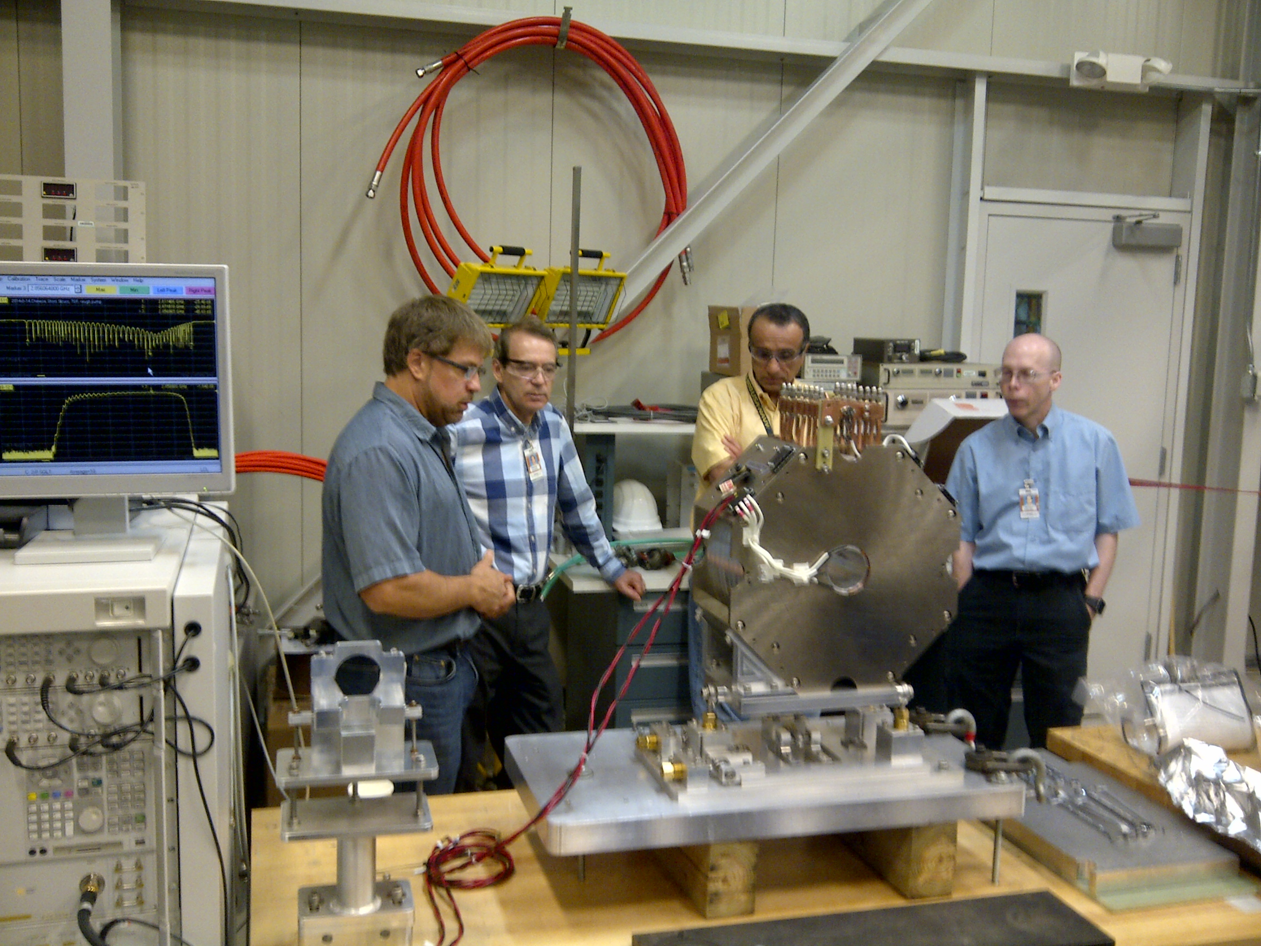 Discussion on mechanical alignment of the APS new Photocathode RF Gun solenoid.