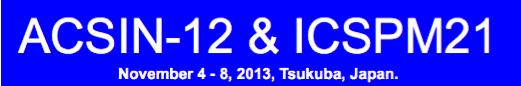ACSIN-12andICSOM21 logo