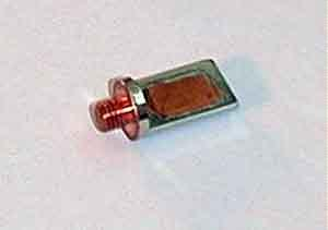 Copper sample holder (ARS design, needs to be provided by user).