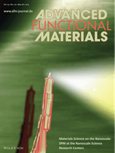 The paper Synchrotron X-Ray Scanning Tunneling Microscopy: Fingerprinting Near to Far Field Transitions on Cu(111) Induced by Synchrotron Radiation has been selected by Advanced Functional Material as back cover of Vol. 23 No. 20, published in print on Ma