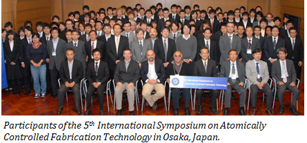 Atomically Controlled Fabrication Technology group picture