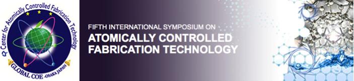 Atomically Controlled Fabrication Technology logo
