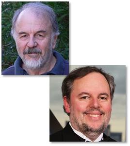 Left: Harry F. Noller  Right: Stephen J. Elledge