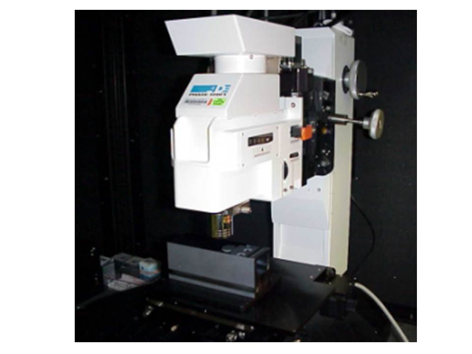 The APS roughness and microstitching interferometric microscope.