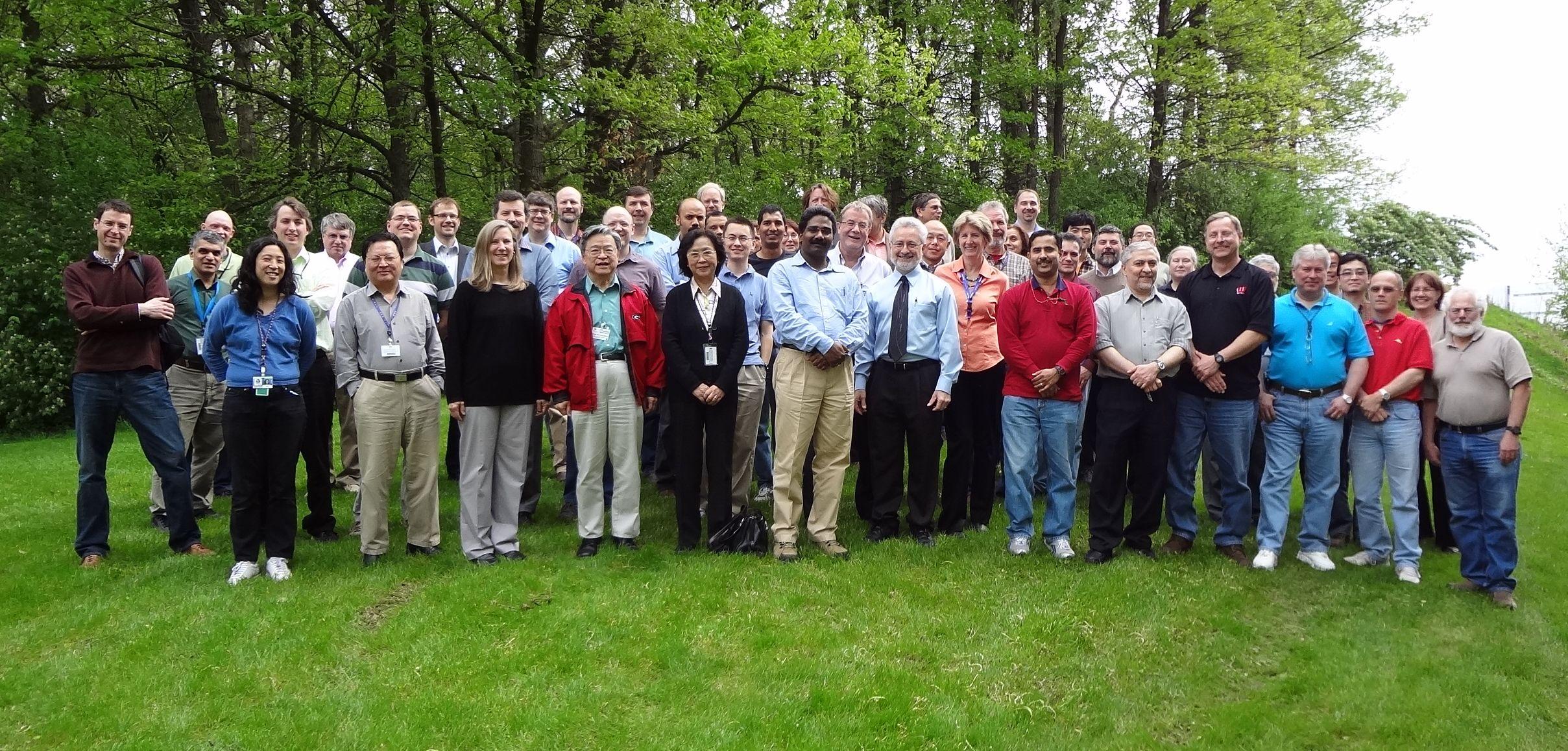 APS Life Sciences Council R&D Workshop, May 2012