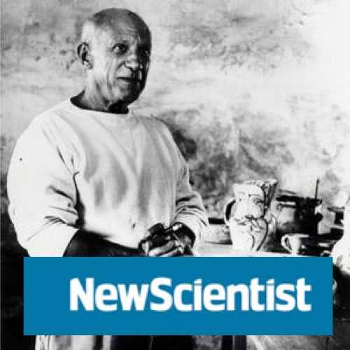 New Scientist: Picasso created masterworks with house paint