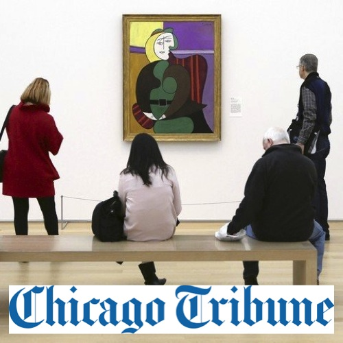 Chicago Tribune: Physicists and X-ray help solve Picasso mystery