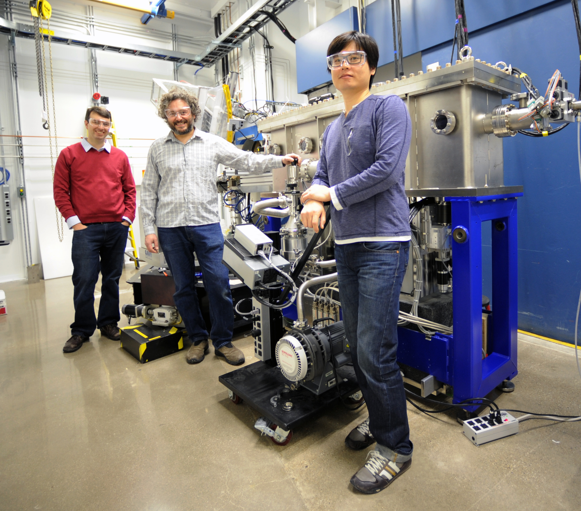 Solving a Low-Temperature Magnetic Mystery