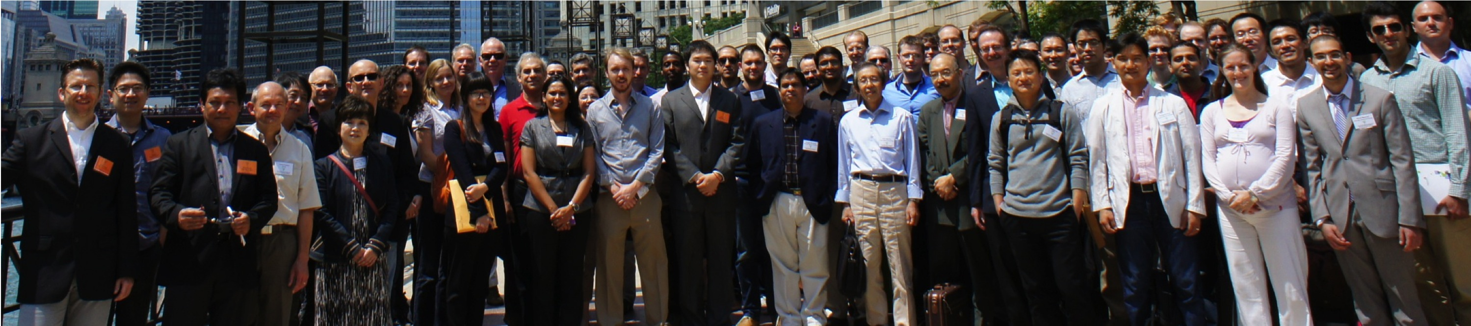 NSS-8 Nanoscale Conference in Chicago Group Photo