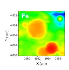 XRF geopolymer Fe