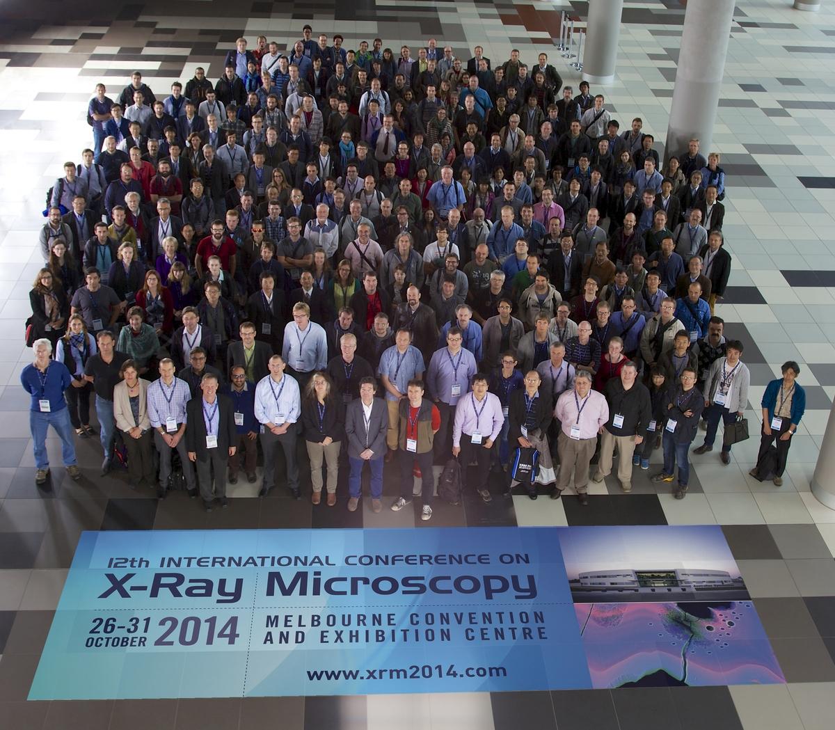 XRM 2014 Melbourne Group photo