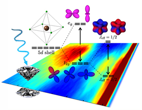 Discovery of a Novel Confined Metal at High Pressure