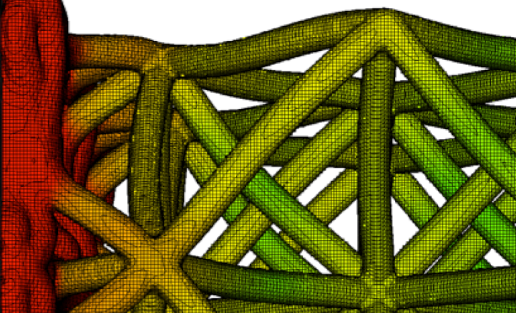Putting Pressure on 3-D-printed Structures