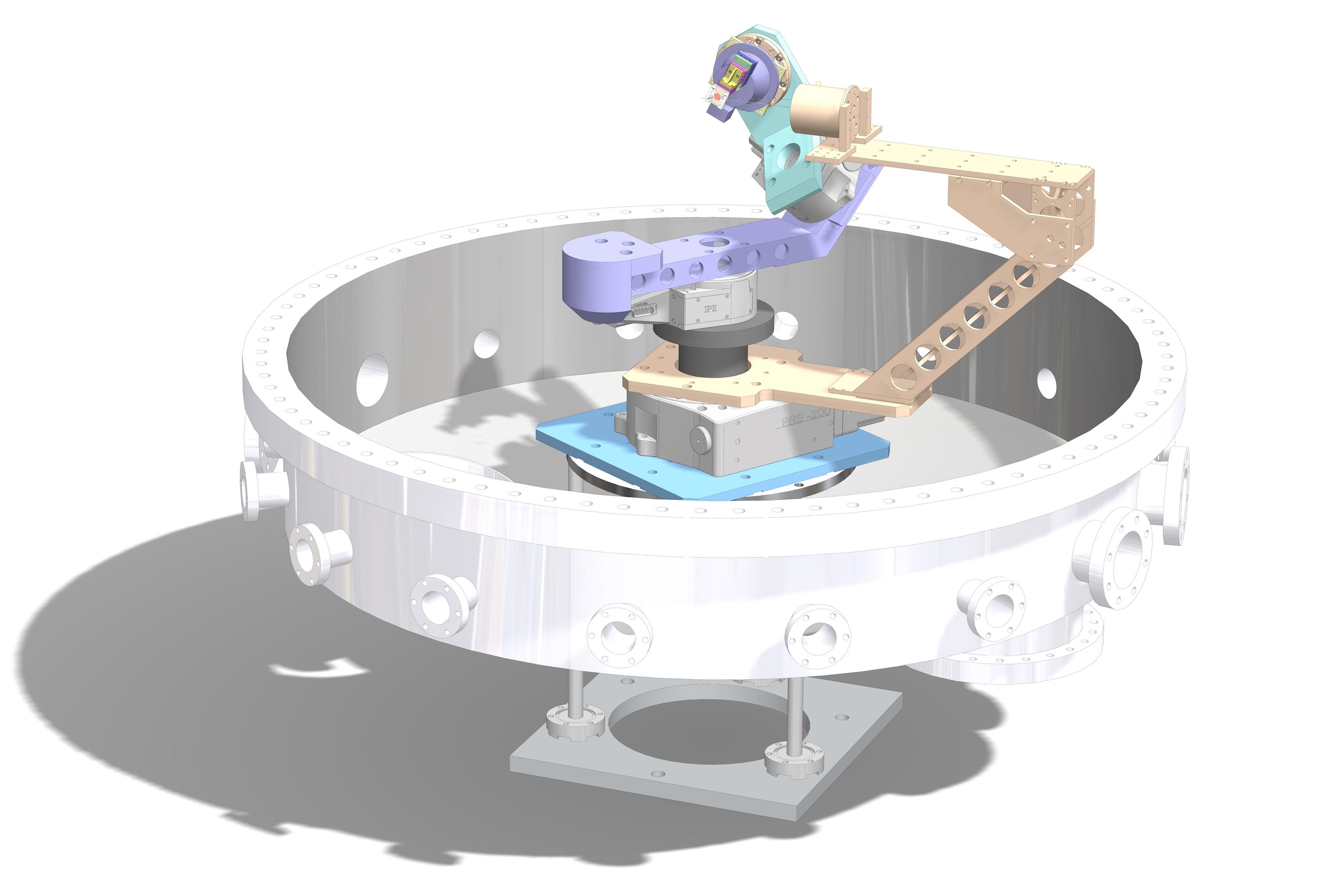 29ID-IEX Kappa Diffractometer