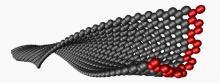 Embedded nanoribbons