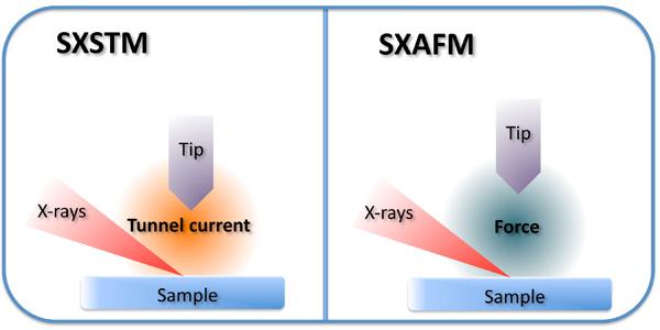 SX-STM SX-AFM SXSPM acronyms