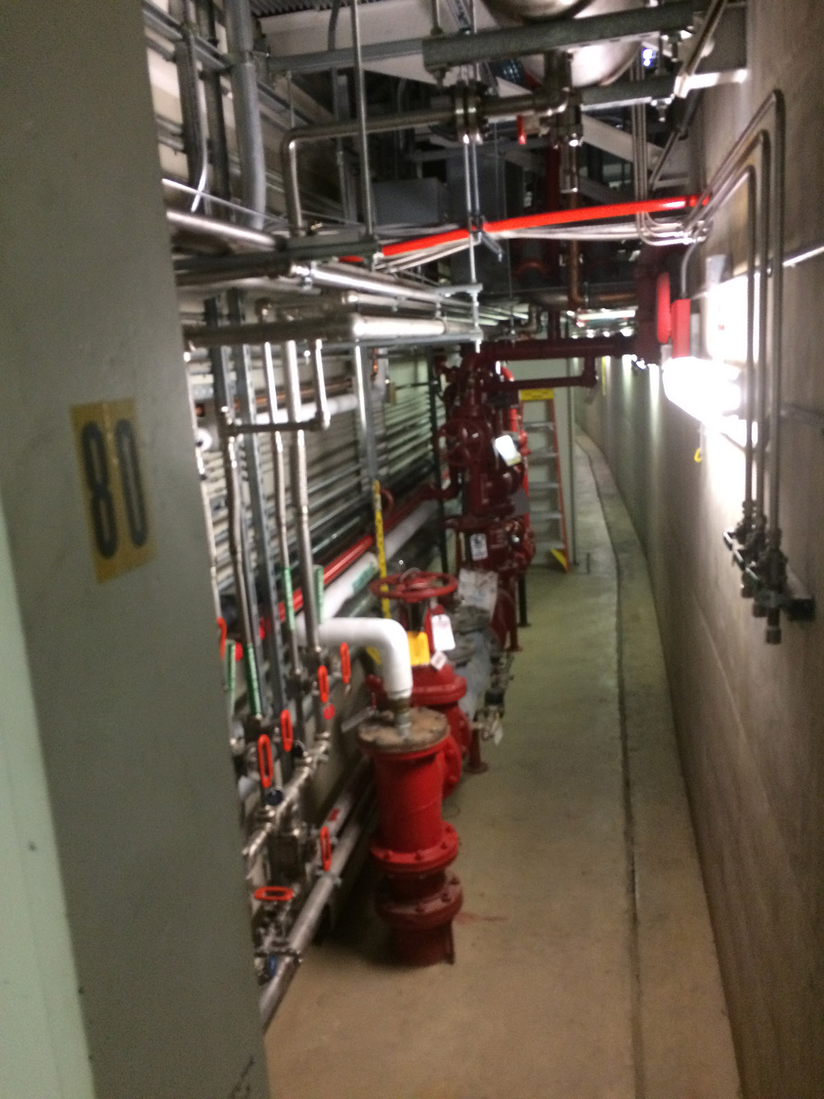 400a Underground Fire Water Piping Repair Advanced