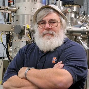 Nestor J. Zaluzec, Ph.D.,