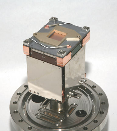 FastCCD2 Detector Head