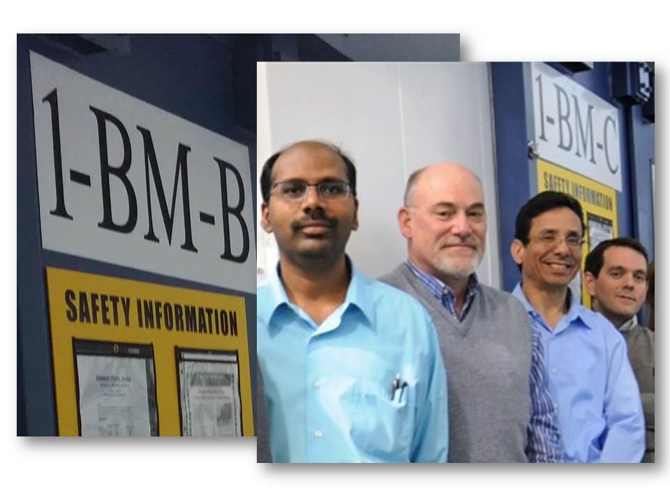 1-BM Optics and Detectors Testing Beamline