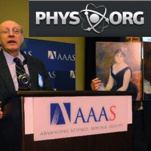 Phys.org: Science unveils master painters' secrets