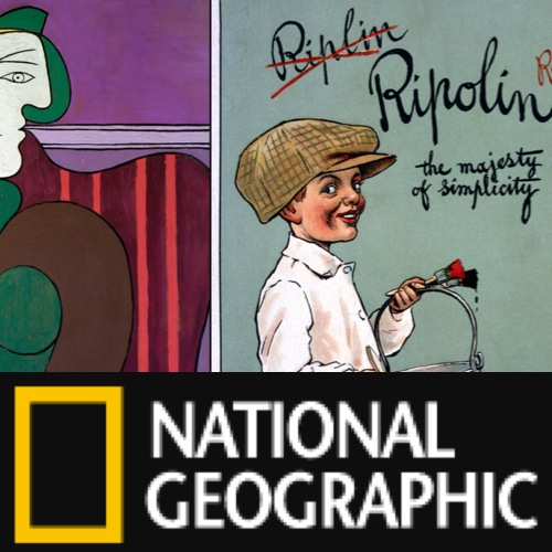 National Geographic: Technology Sheds Light on 6 Great Art Mysteries