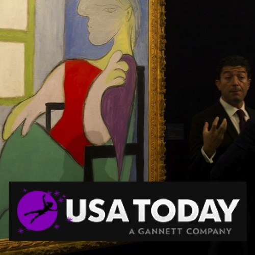 USA Today: Picasso's masterpieces made with ... house paint