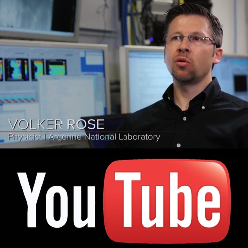 Volker Rose and Ed Vicenzi give interview about daguerreotype study with hard x-ray nanoprobe