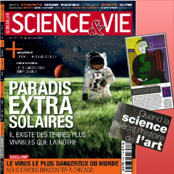 Science & Vie covers APS CNM Nanoprobe