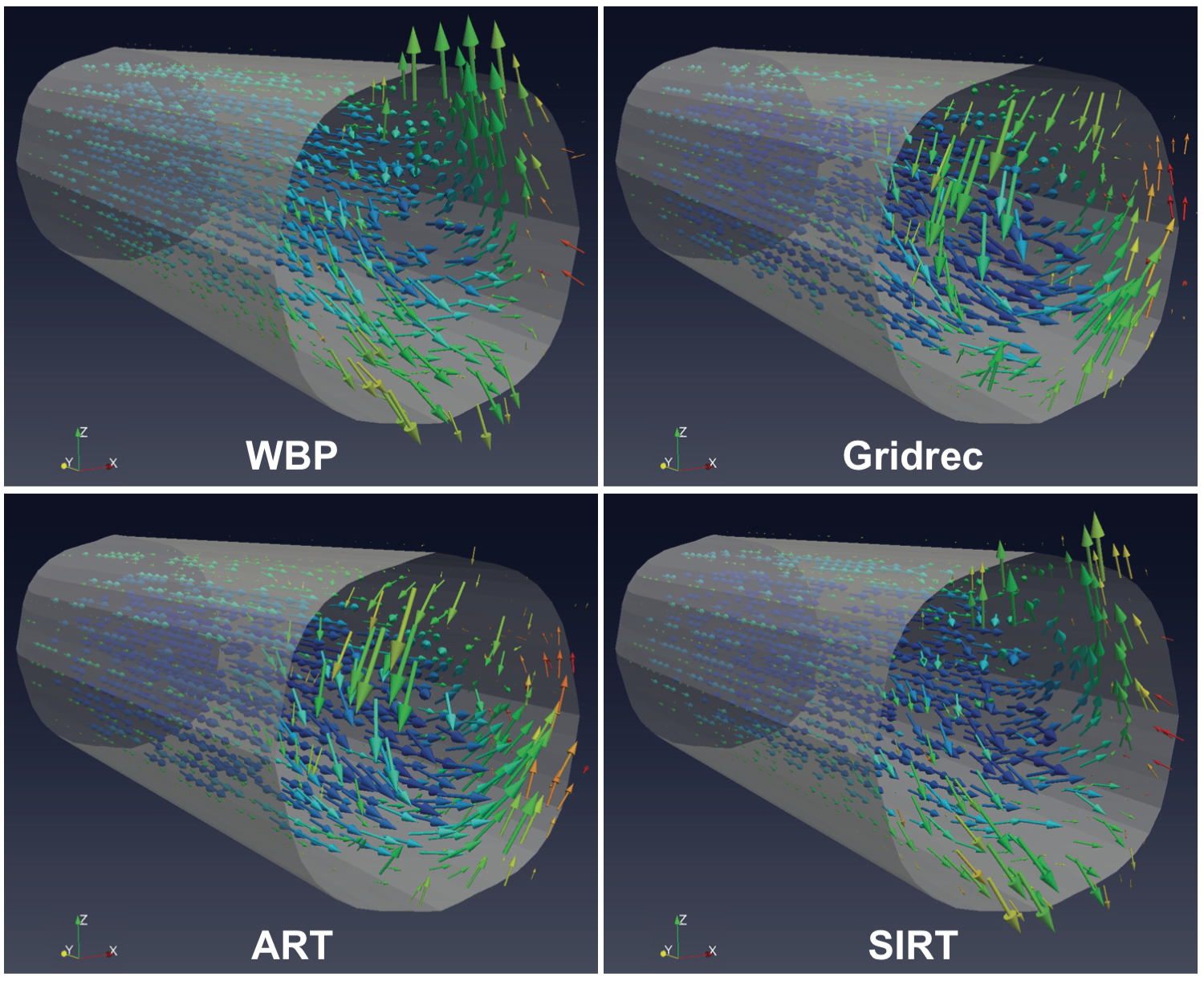 TomoPy for Tomographic reconstruction | Advanced Photon Source